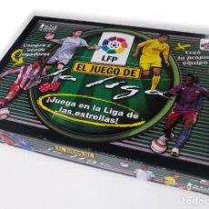 Juegos de mesa: EL JUEGO DE LA LIGA 2005/2006 DE BORRAS MESSI ZIDANE BECKHAM RONALDINHO RONALDO EDUCA RIMA CEFA MB. Lote 243244930