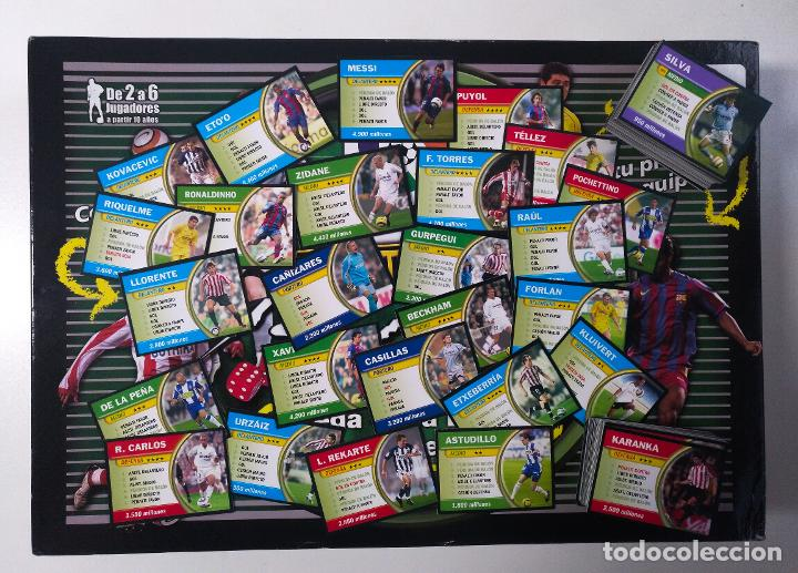 Juegos de mesa: EL JUEGO DE LA LIGA 2005/2006 DE BORRAS MESSI ZIDANE BECKHAM RONALDINHO RONALDO EDUCA RIMA CEFA MB - Foto 3 - 243244930