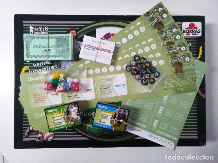 Juegos de mesa: EL JUEGO DE LA LIGA 2005/2006 DE BORRAS MESSI ZIDANE BECKHAM RONALDINHO RONALDO EDUCA RIMA CEFA MB - Foto 4 - 243244930
