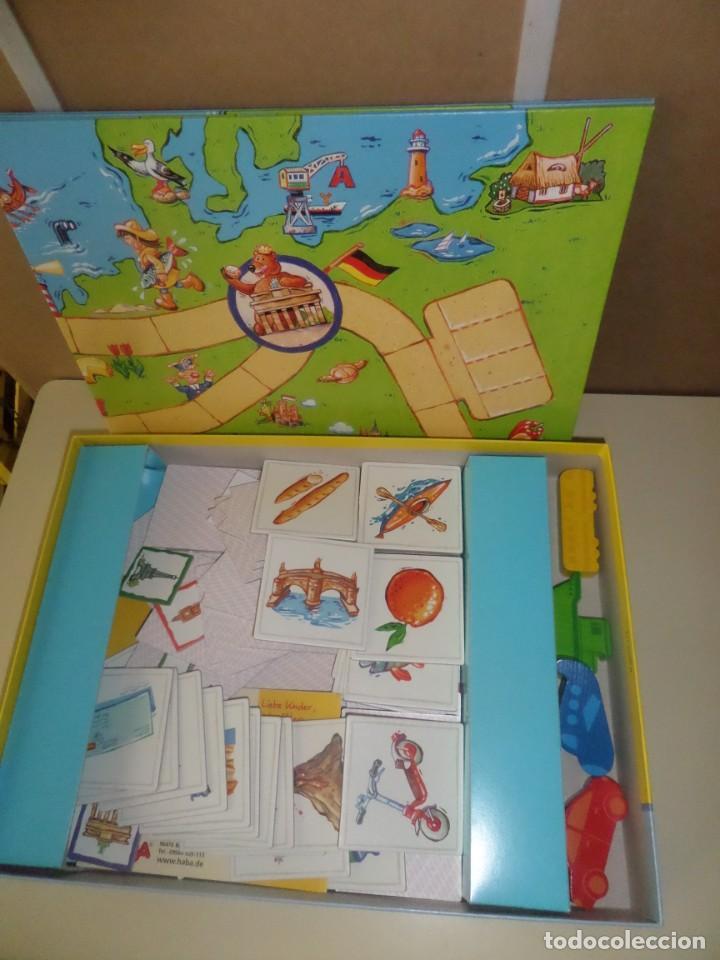 Juegos de mesa: SILBEN RALLYE europa rally de silabas JUEGO de MESA - DISPONGO de mas JUEGOS de MESA - Foto 2 - 243368360