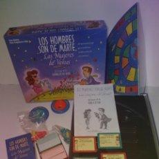 Juegos de mesa: DIVERTIDISIMO JUEGO DE MESA LA GUERRA DE LOS SEXOS SIN USO. Lote 243648360