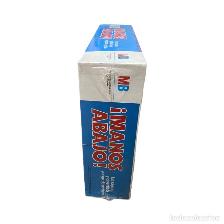 Juegos de mesa: Juego Manos Abajo MB 1988 Nuevo - Foto 3 - 243690425