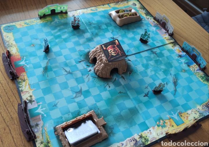 Juegos de mesa: Juego de mesa piratas del Caribe, el bucanero - Foto 2 - 243978395