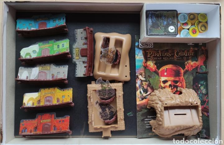 Juegos de mesa: Juego de mesa piratas del Caribe, el bucanero - Foto 3 - 243978395