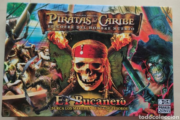 JUEGO DE MESA PIRATAS DEL CARIBE, EL BUCANERO (Juguetes - Juegos - Juegos de Mesa)