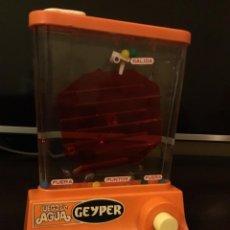 Juegos de mesa: ANTIGUO JUEGO DE AGUA GEYPER. Lote 244633805