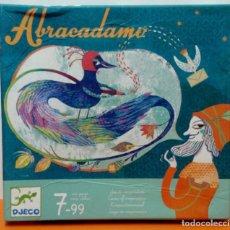 Juegos de mesa: ABRACADAMO - DJECO - JUEGO DE MESA. Lote 244908785