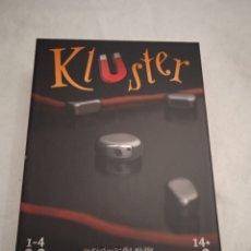 Juegos de mesa: KLUSTER JUEGO. Lote 245313135