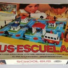 Juegos de mesa: BUS ESCUELA GEYPER, REF 6234, EN CAJA. CC. Lote 245534980