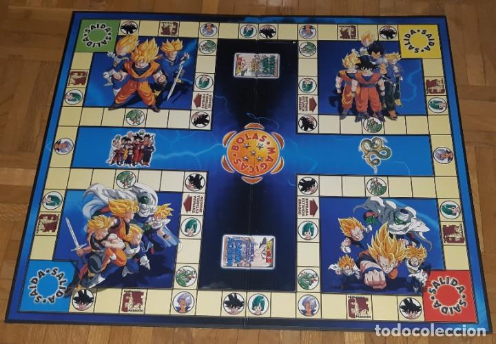 Juegos de mesa: JUEGO DE MESA DRAGON BALL BOLA DE DRAGON Z FALOMIR JUEGOS COMPLETO - Foto 2 - 246706680