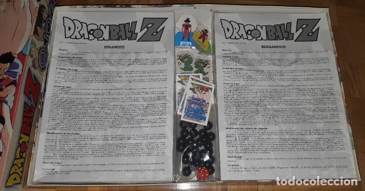Juegos de mesa: JUEGO DE MESA DRAGON BALL BOLA DE DRAGON Z FALOMIR JUEGOS COMPLETO - Foto 3 - 246706680