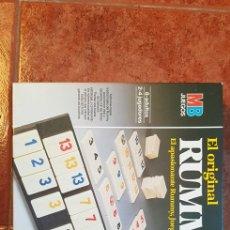 Juegos de mesa: RUMMIKUB EL ORIGINAL JUEGO DE MESA. Lote 247369025