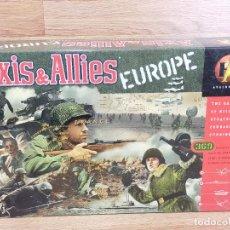 Juegos de mesa: JUEGO DE MESA AXIS & ALLIES EUROPE. AVALON HILL. DESCATALOGADO. 1999. Lote 247670040