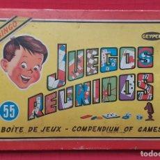 Juegos de mesa: JUEGOS REUNIDOS. Lote 247954490