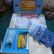 Juegos de mesa: JUEGO TODO QUEDA EN CASA DE MB. Lote 247971465