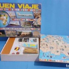 Juegos de mesa: JUEGO DE MESA BUEN VIAJE DE EDUCA REF: 4126. Lote 248201990