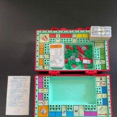 Juegos de mesa: JUEGO MONOPOLY DE PARKER - JUEGOS DE VIAJE. Lote 248499540