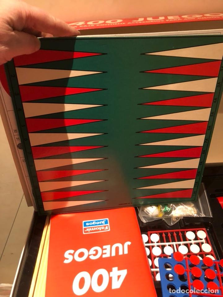 Juegos de mesa: Caja de juegos 400 juegos, muy buen estado - Foto 4 - 248626370
