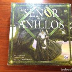 Juegos de mesa: JUEGO DE MESA EL SEÑOR DE LOS ANILLOS DE DEVIR. Lote 250218995