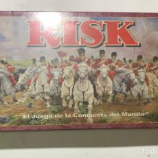 Juegos de mesa: JUEGO DE MESA RISK EL JUEGO DE LA CONQUISTA DEL MUNDO PARKER DE 1992 NUEVO PRECINTADO. Lote 250246745