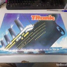 Juegos de mesa: JUEGO MESA TITANIC FALOMIR NUEVO. Lote 251020225