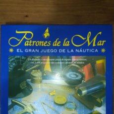 Jeux de table: PATRONES DE LA MAR, EL GRAN JUEGO DE LA NÁUTICA. COMO NUEVO. Lote 251211520