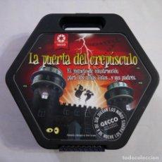 Juegos de mesa: LA PUERTA DEL CREPÚSCULO - GECCO. Lote 251413065