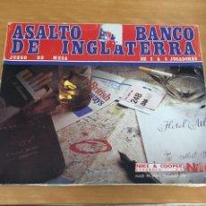 Giochi da tavolo: ASALTO AL BANCO DE INGLATERRA NAC. Lote 251514125