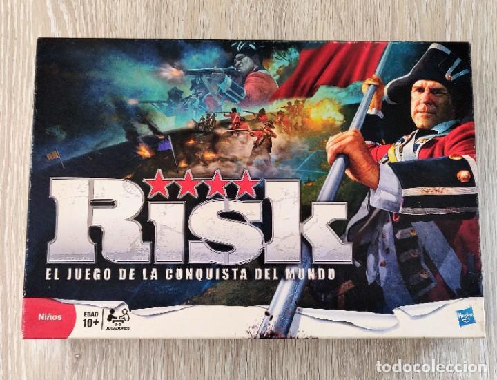 JUEGO DE MESA RISK (Juguetes - Juegos - Juegos de Mesa)