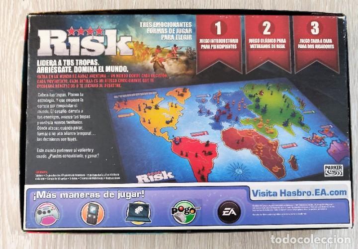 Juegos de mesa: Juego de mesa Risk - Foto 5 - 252249230