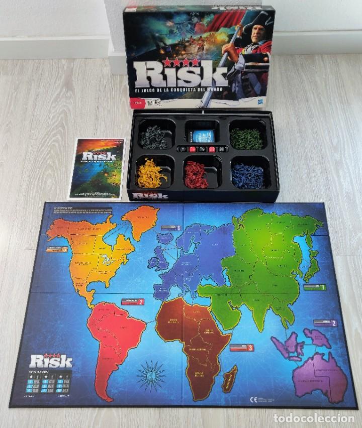 Juegos de mesa: Juego de mesa Risk - Foto 6 - 252249230