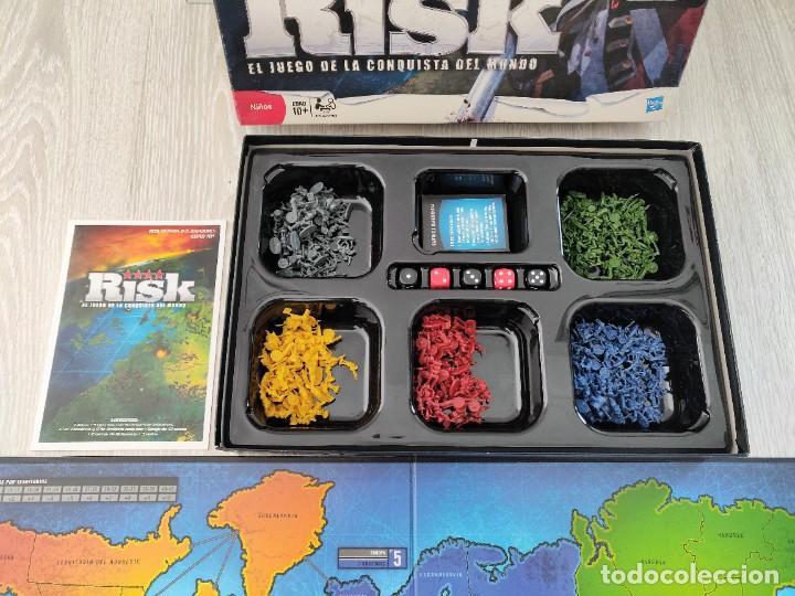Juegos de mesa: Juego de mesa Risk - Foto 8 - 252249230