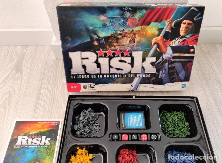 Juegos de mesa: Juego de mesa Risk - Foto 9 - 252249230