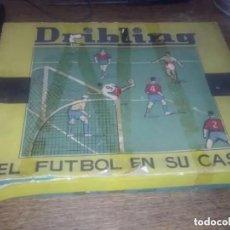 Juegos de mesa: DRIBLING JUEGO DE FUTBOL ATHLETIC VS REAL MADRID. Lote 252338660