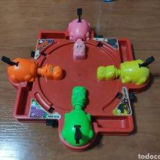 Juegos de mesa: ANTIGUO JUEGO DE MESA TRAGA BOLAS TRAGABOLAS BREKAR AÑOS 70/80. Lote 252681155