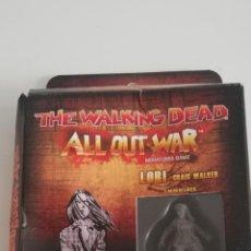 Giochi da tavolo: LORI CRAIG WALKER - THE WALKING DEAD - ALL OUT WAR - JUEGO DE MESA - MANTIC. Lote 252699540