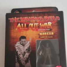 Giochi da tavolo: MORGAN GAME BOOSTER - THE WALKING DEAD - ALL OUT WAR - JUEGO DE MESA - MANTIC. Lote 252702570
