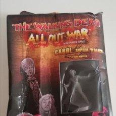 Giochi da tavolo: CAROL SOPHIA WALKER - THE WALKING DEAD - ALL OUT WAR - JUEGO DE MESA - MANTIC. Lote 252702675