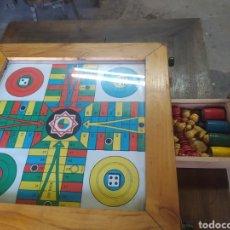Juegos de mesa: CAJA DE JUEGOS. Lote 252935485