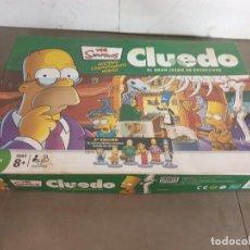 Giochi da tavolo: JUEGO MESA CLUEDO. Lote 253352920