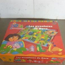 Juegos de mesa: JUEGO MESA LES AVENTURES DE DORA. Lote 253353365