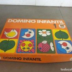 Juegos de mesa: JUEGO MESA DOMINO INFANTIL. Lote 253353610