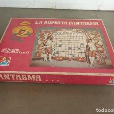 Juegos de mesa: JUEGO MESA LA RUPERTA FANTASMA. Lote 253353710