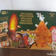 Juegos de mesa: JUEGO MESA VOLCANES. Lote 253355250