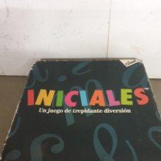 Juegos de mesa: JUEGO MESA INICIALES. Lote 253356590