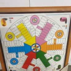 Giochi da tavolo: JUEGO MESA LOTE 3 PLANCHAS JUEGO. Lote 253357065