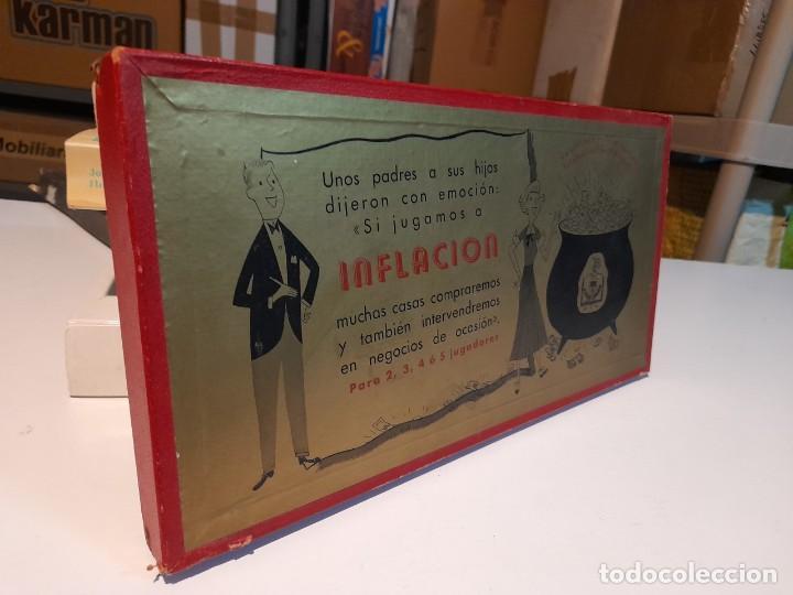 INFLACION ( JUEGO DE MESA VINTAGE ) ORIGINAL DE EPOCA, 1952 ,JUEGOS CRONE (Juguetes - Juegos - Juegos de Mesa)