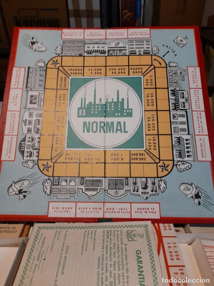 Juegos de mesa: INFLACION ( JUEGO DE MESA VINTAGE ) ORIGINAL DE EPOCA, 1952 ,JUEGOS CRONE - Foto 6 - 253574025
