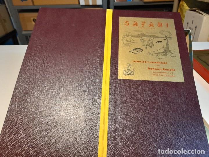 Juegos de mesa: SAFARI ( JUEGO DE MESA VINTAGE ) ORIGINAL DE EPOCA, 1953, JUEGOS CRONE - Foto 5 - 253574690