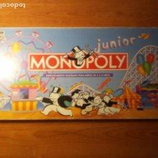 Juegos de mesa: MONOPOLY JUNIOR PARKER 1992 INCOMPLETO, FALTA 1 CASITA Y LAS INSTRUCCIONES. Lote 253819540